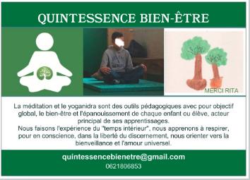 Gestion du stress Quintessence Bien-être à Tourcoing Lille Villeneuve d'Ascq et Wasquehal